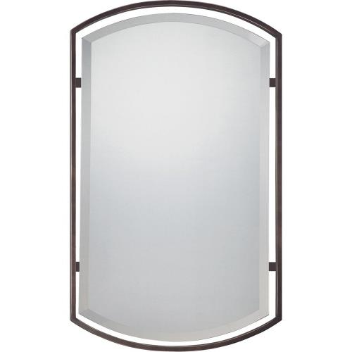 Quoizel Lighting QR1419PN Breckenridge - 35 Inch Mirror
