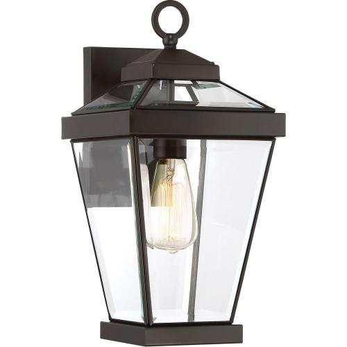 Quoizel Lighting RAV8408WT Ravine - 100W 1 Light Outdoor Medium Wall Lantern