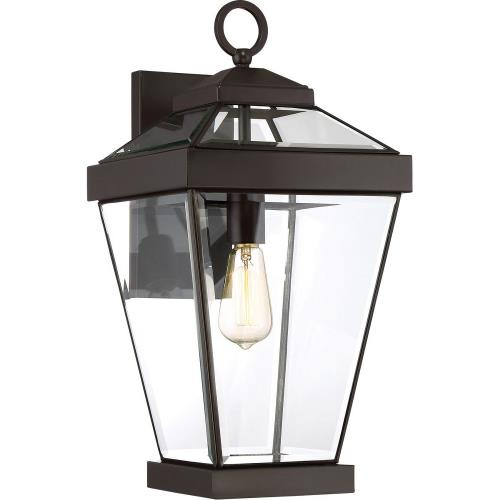 Quoizel Lighting RAV8410WT Ravine - 150W 1 Light Outdoor Large Wall Lantern