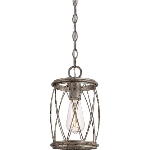 Quoizel Lighting RDY1506CS Dury - 1 Light Mini-Pendant