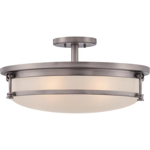 Quoizel Lighting SLR172 Sailor - 5 Light Semi-Flush Mount