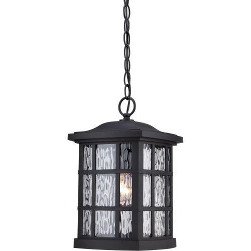 Quoizel Lighting SNN1909K Stonington - 1 Light Outdoor Hanging Lantern - 15 Inches high