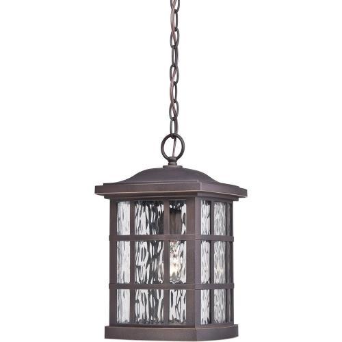 Quoizel Lighting SNN1909PN Stonington - 1 Light Outdoor Hanging Lantern - 15 Inches high