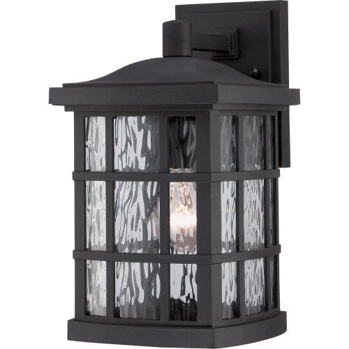 Quoizel Lighting SNN8408K Stonington - 1 Light Outdoor Wall Mount - 13 Inches high