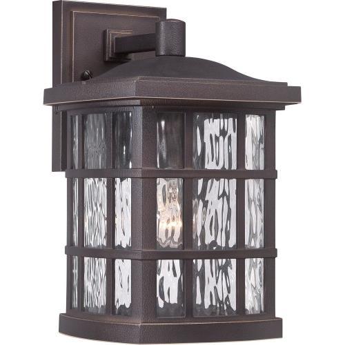 Quoizel Lighting SNN8408PN Stonington - 1 Light Wall Sconce - 13 Inches high