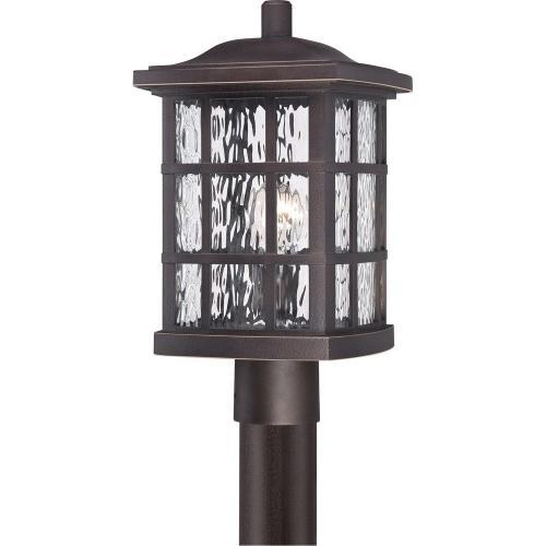 Quoizel Lighting SNN9009PN Stonington - 1 Light Post Light