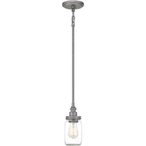 Quoizel Lighting SQR1504GV Squire - One Light Mini Pendant