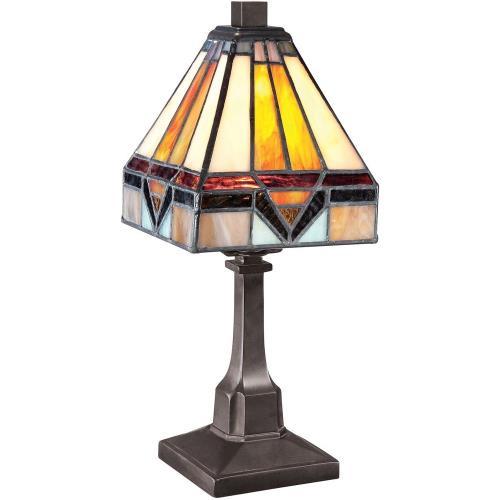 Quoizel Lighting TF1021TVB 1 Light Desk Lamp