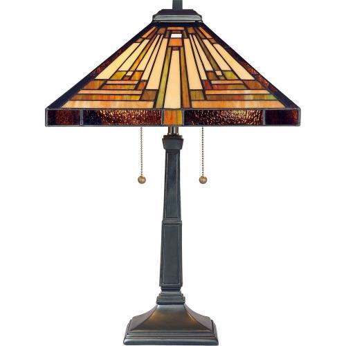 Quoizel Lighting TF885T Stephen - 2 Light Table Lamp