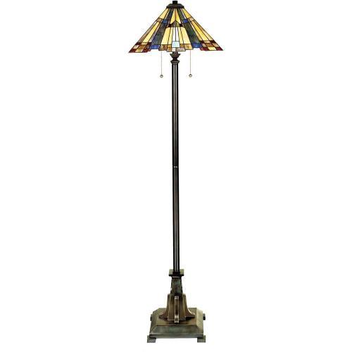 Quoizel Lighting TFF16191A5VA Inglenook - 2 Light Floor Lamp