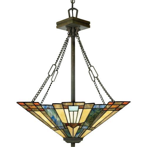 Quoizel Lighting TFIK2817VA Inglenook Pendant 3 Light - 25.5 Inches high