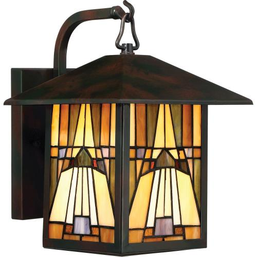 Quoizel Lighting TFIK8409VA Inglenook - 100W 1 Light Outdoor Medium Wall Lantern - 11.75 Inches high
