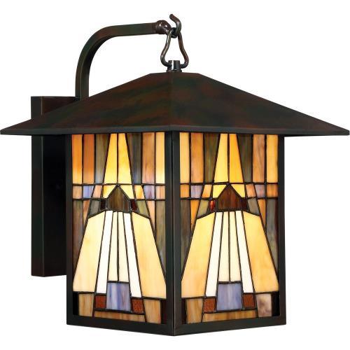 Quoizel Lighting TFIK8411VA Inglenook - 150W 1 Light Outdoor Large Wall Lantern - 14 Inches high