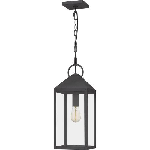 Quoizel Lighting TPE1908MB Thorpe - 1 Light Outdoor Hanging Lantern - 19.75 Inches high