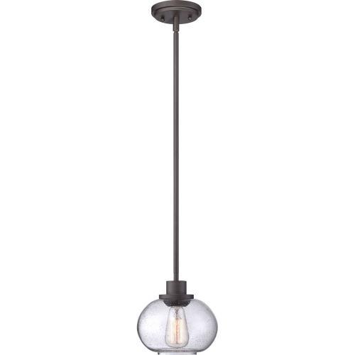 Quoizel Lighting TRG1508OZ Trilogy - 1 Light Mini-Pendant - 7.5 Inches high