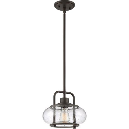Quoizel Lighting TRG1510 Trilogy - 1 Light Mini Pendant