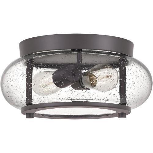 Quoizel Lighting TRG1612 Trilogy - 2 Light Flush Mount