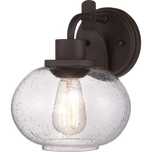Quoizel Lighting TRG8701OZ Trilogy - 1 Light Wall Sconce - 9.5 Inches high