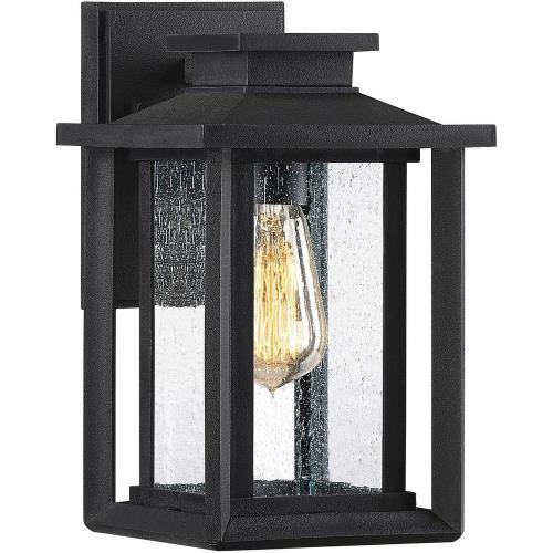 Quoizel Lighting WKF8407EK Wakefield 11 Inch Outdoor Wall Lantern Transitional Coastal Armour Approved for Wet Locations
