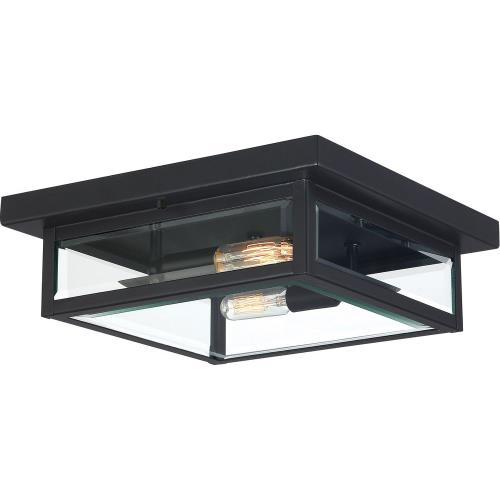 Quoizel Lighting WVR1612 Westover - Two Light Outdoor Flush Mount - 4 Inches high