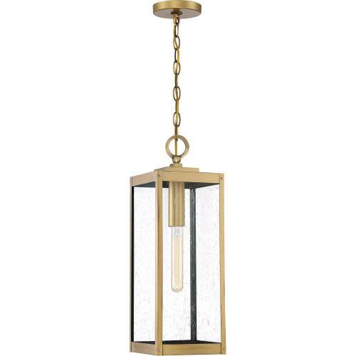 Quoizel Lighting WVR1907A Westover - 1 Light Outdoor Hanging Lantern