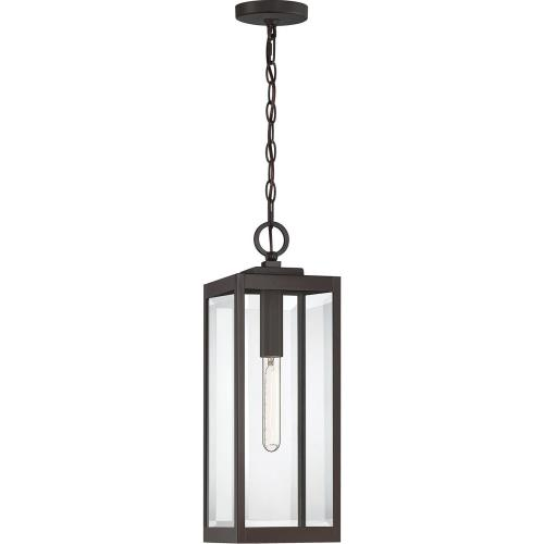 Quoizel Lighting WVR1907 Westover - 1 Light Outdoor Hanging Lantern - 20.75 Inches high