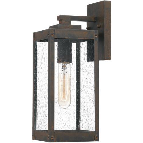 Quoizel Lighting WVR8405IZ Westover - 1 Light Small Outdoor Wall Lantern