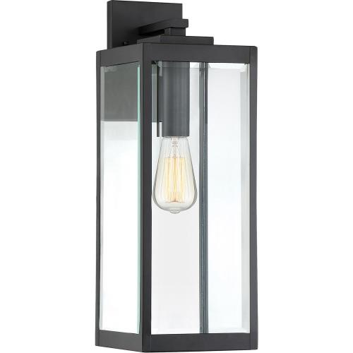 "Quoizel Lighting WVR8407EK Westover - 20"" One Light Outdoor Wall Lantern"