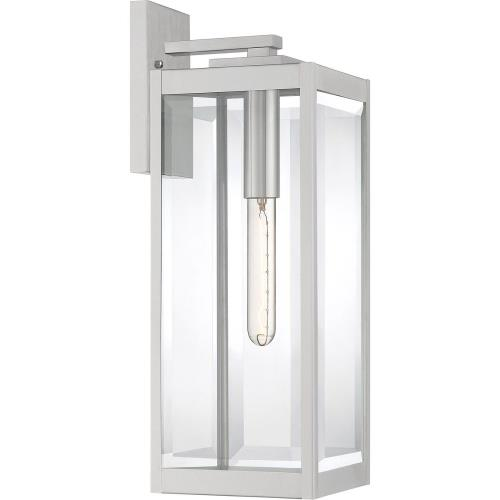 Quoizel Lighting WVR8407 Westover 20 Inch Outdoor Wall Lantern Transitional Steel