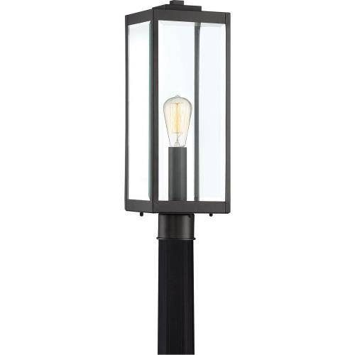 Quoizel Lighting WVR9007EK Westover - 1 Light Outdoor Post Lantern