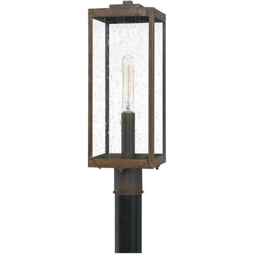 Quoizel Lighting WVR9007IZ Westover - 1 Light Large Outdoor Post Lantern