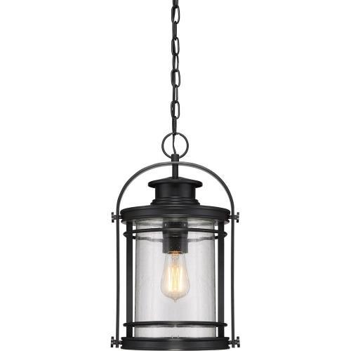 Quoizel Lighting BKR1910K Booker - 1 Light 150W Large Outdoor Hanging Lantern