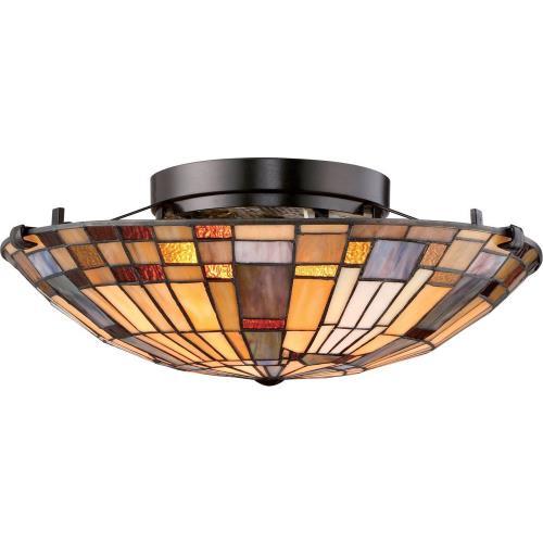 Quoizel Lighting TFIK1617VA Inglenook - 2 Light Flush Mount