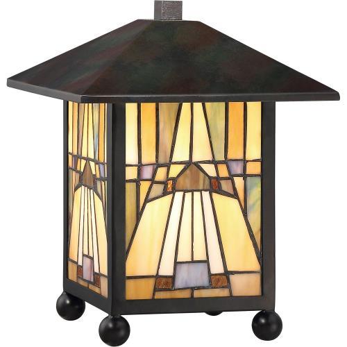 Quoizel Lighting TFIK6111VA Inglenook - 1 Light Portable Desk Lamp