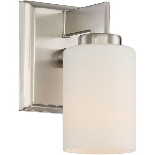 Quoizel Lighting TY8601BN Taylor 1 Light Transitional Small Bath Vanity - 7.5 Inches high