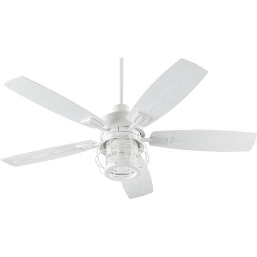 Quorum Lighting 13525-8 Galveston - 52 Inch Patio Fan