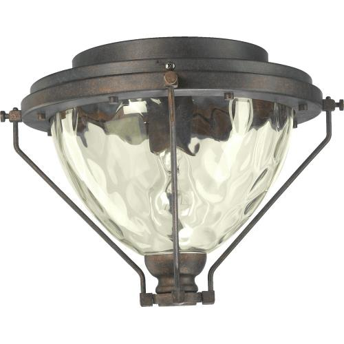 Quorum Lighting 1376-895 Adirondacks - 9W 1 LED Patio Light Kit in Transitional style - 13 inches wide by 9.25 inches high