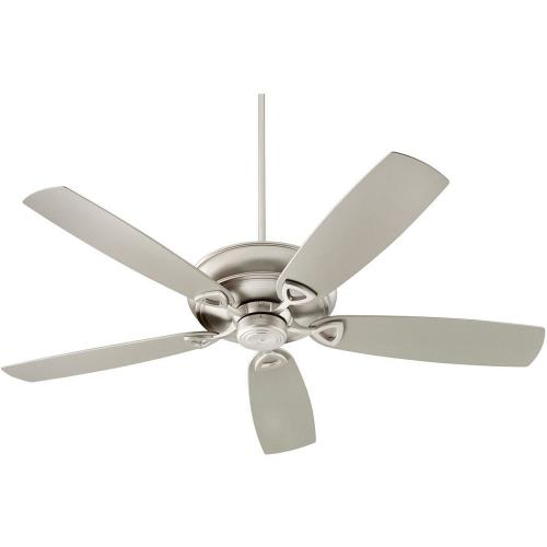 Quorum Lighting 140625 Alto - Patio Fan in Soft Contemporary style - 62 inches wide by 14 inches high