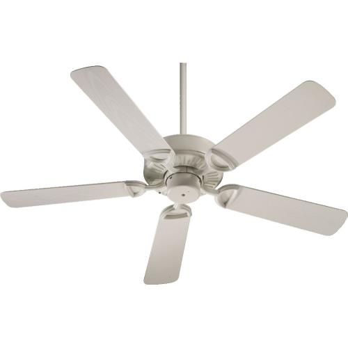 Quorum Lighting 143525 Estate - Patio Ceiling Fan in Transitional style - 52 inches wide by 13.78 inches high