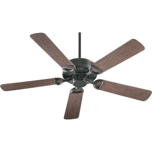 "Quorum Lighting 143525 Estate - 52"" Patio Ceiling Fan"