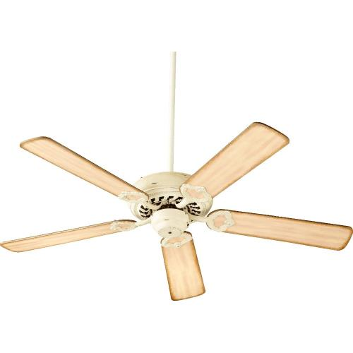 Quorum Lighting 17525 Monticello - Ceiling Fan in Traditional style - 52 inches wide by 13.03 inches high
