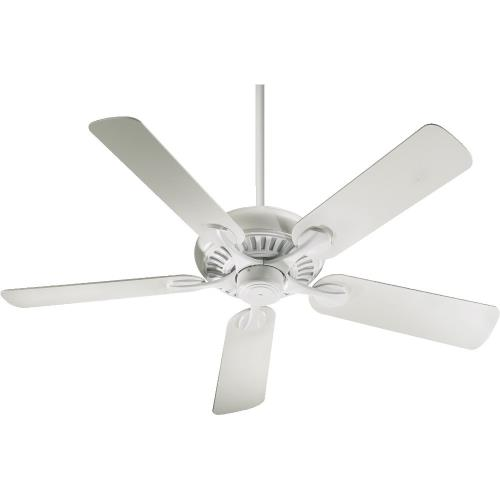 Quorum Lighting 191525 Pinnacle - Patio Fan in Traditional style - 52 inches wide by 12.99 inches high