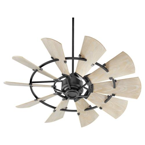 Quorum Lighting 195210-69 Windmill - 52 Inch Patio Fan