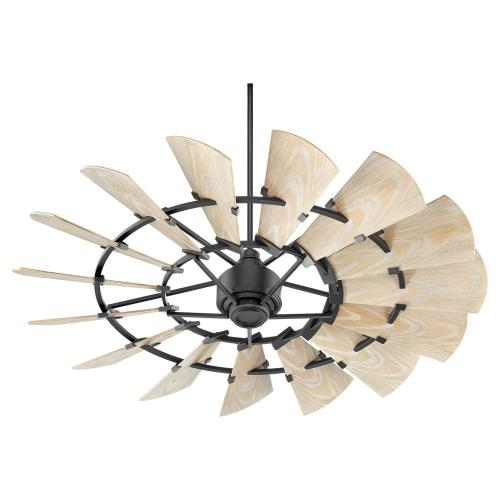 Quorum Lighting 196015-69 Windmill - 60 Inch Patio Fan