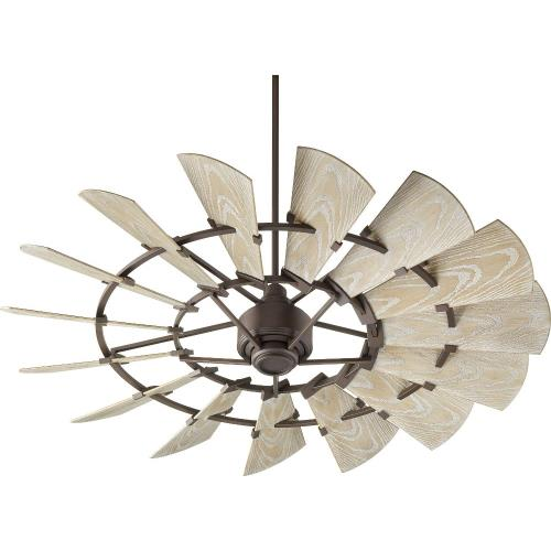 Quorum Lighting 196015 Windmill - 60 Inch Patio Fan