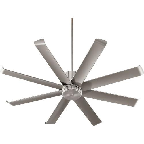 Quorum Lighting 196608 Proxima - Patio Fan in Transitional style - 60 inches wide by 17.5 inches high