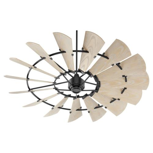 Quorum Lighting 197215-69 Windmill - 72 Inch Patio Fan