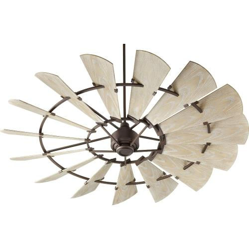 Quorum Lighting 197215 Windmill - 72 Inch Ceiling Fan