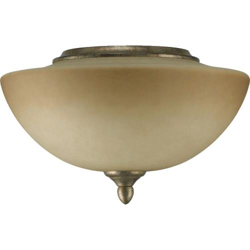 Quorum Lighting 2386 Salon - 2 Light Mushroom Light Kit in Transitional style - 11.75 inches wide by 7.75 inches high