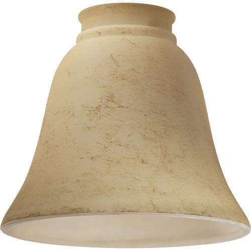 Quorum Lighting 2812P Accessory - 5.5 Inch Glass